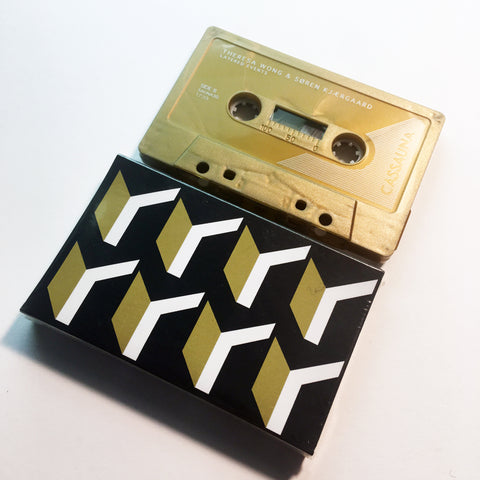 Theresa Wong & Søren Kjærgaard - Layered Events - Cassette