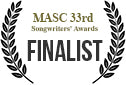 Swamp Thing Awarded Finalist at the MASC 33rd Songwriters' Awards