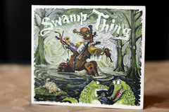 Swamp Thing by Abel James [Autographed CD - Limited Edition!]