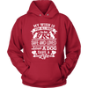 Wish All Dogs Were Safe and Loved Hoodie