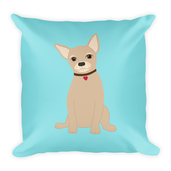Cute Chihuahua Pillow