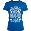 Wish All Dogs Were Safe and Loved Womens Tee
