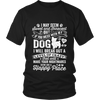 Don't Mess With My Dog Tee - Mens Unisex