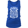 Wish All Dogs Were Safe and Loved Womens Tank