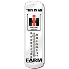 This Is An IH Farm Indoor/Outdoor Thermometer - Back40Trading2