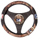 SIGNATURE PRODUCTS GROUP Major League Bowhunter Steering Wheel Cover Realtree Xtra - Back40Trading2