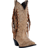 LAREDO WOMEN'S  LEATHER TYGRESS CAMEL