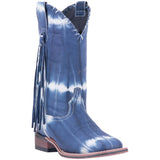 LAREDO WOMEN'S  LEATHER 1970 BLUE