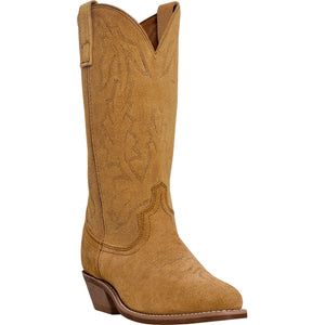 LAREDO MEN'S  LEATHER DREW NATURAL - back40trading2