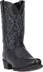 LAREDO MEN'S  LEATHER BRYCE BLACK