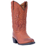 LAREDO MEN'S  LEATHER DAKOTA COGNAC