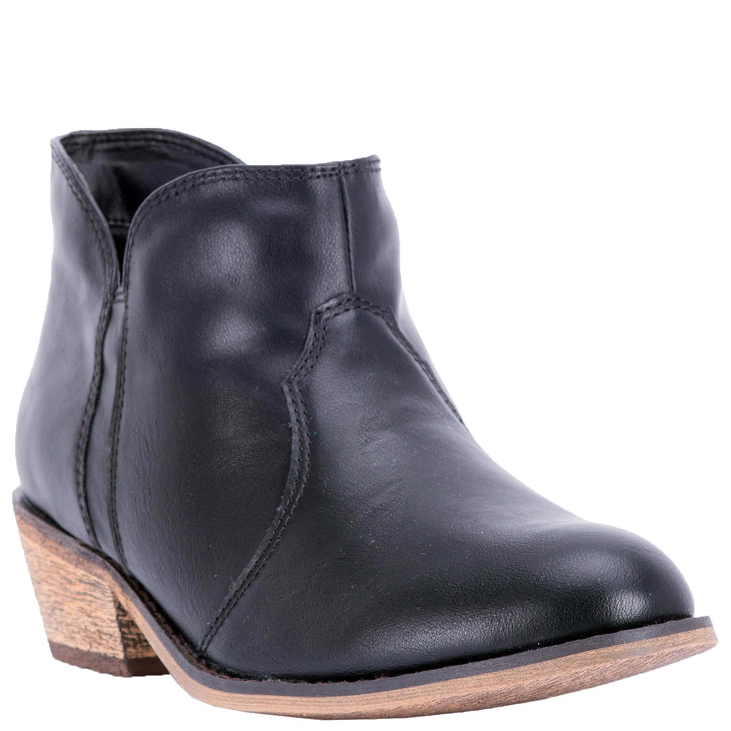 DINGO WOMEN'S  MAN-MADE SOCORRO BLACK