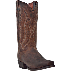DAN POST MEN'S LEATHER RENEGADE CS BAY APACHE- back40trading2 - 1