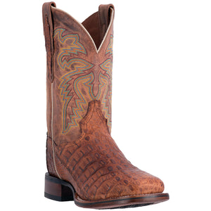 DAN POST MEN'S CAIMAN DENVER COGNAC- Back40Trading2 - 3