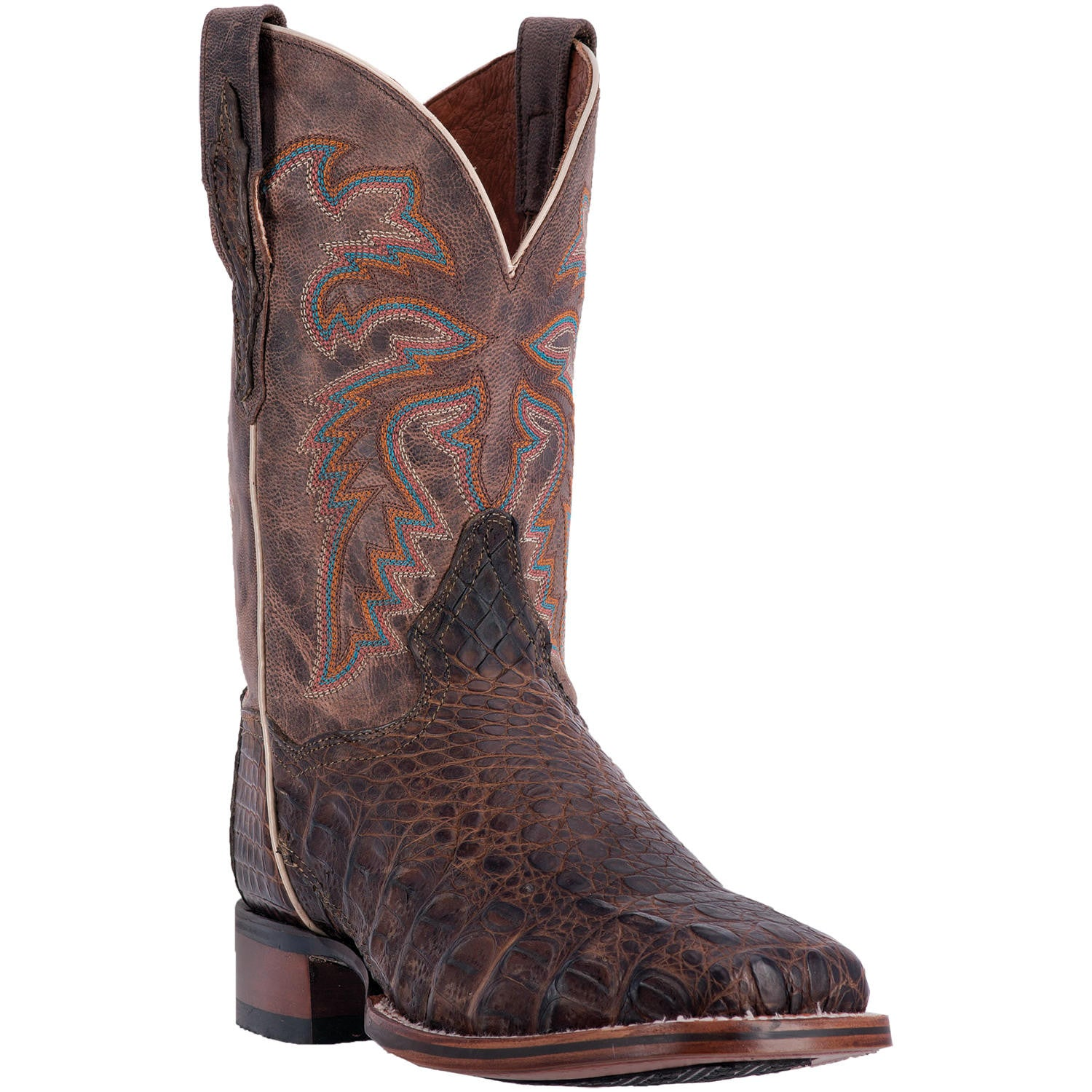 DAN POST MEN'S  CAIMAN DENVER COGNAC