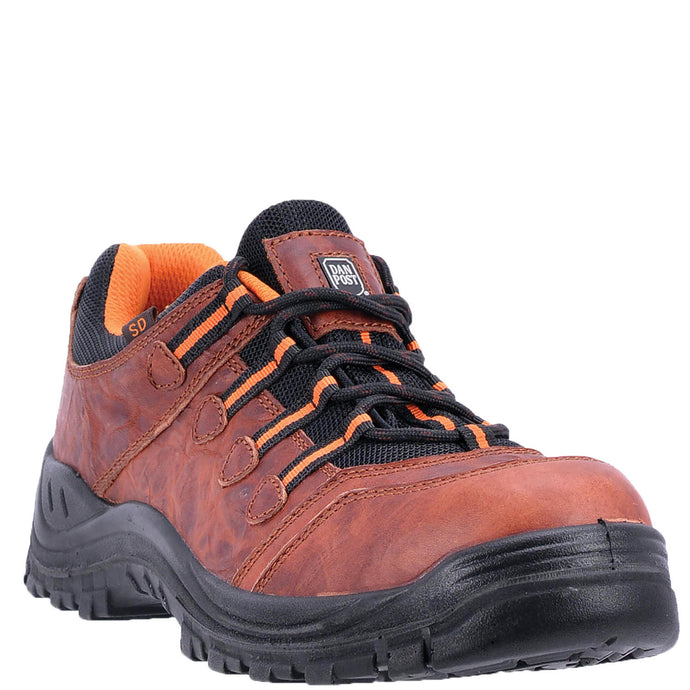 DAN POST MEN'S LEATHER BLUE RIDGE CT OXBLOOD- Back40Trading2 - 2