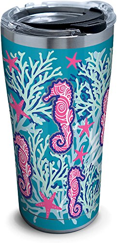 Tervis 1261331 Tumbler, 20 oz, Stainless Steel