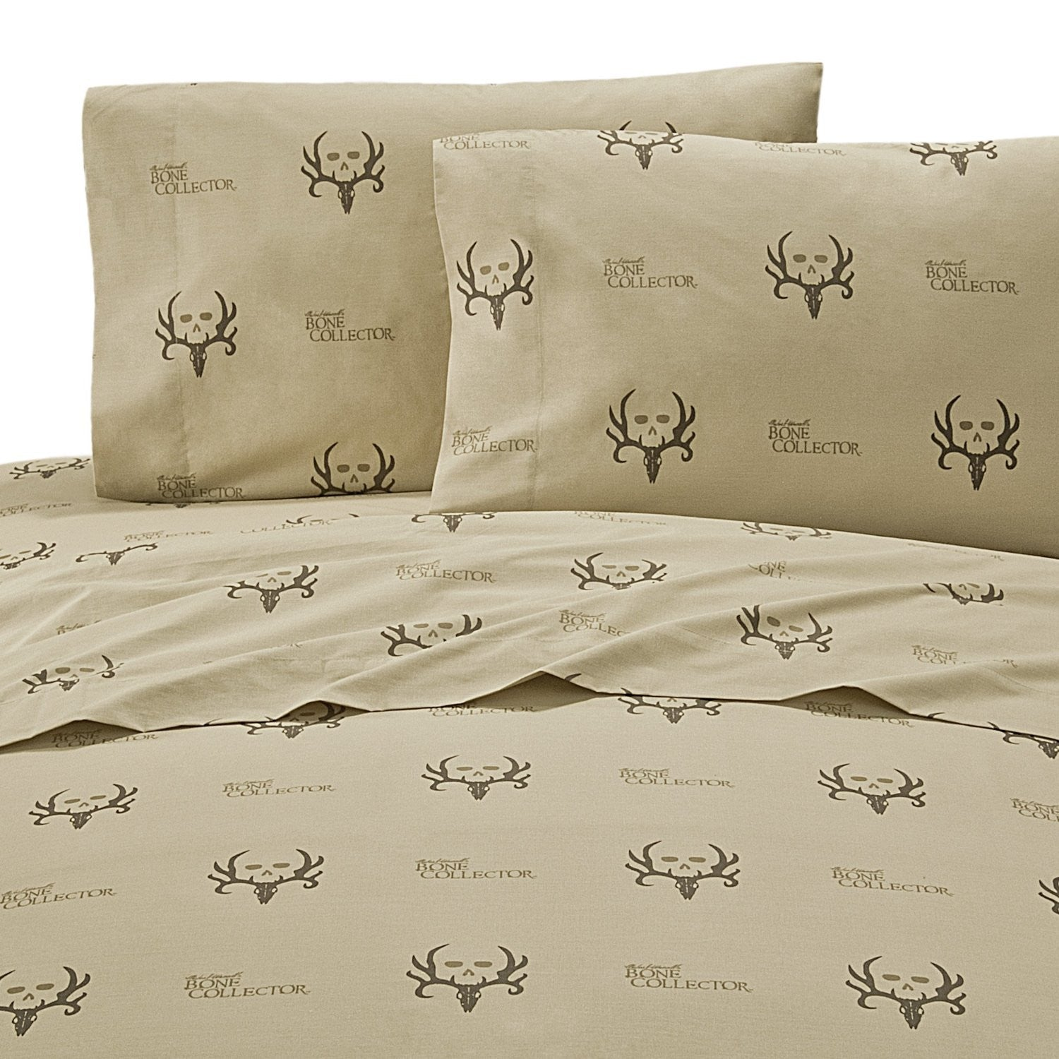 Bone Collector Sheet Set  Twin - Back40Trading2