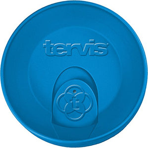 Tervis 24 oz. Blue Travel Lid- back40trading2