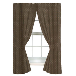 Whitetail Dreams Rod Pocket Curtains - Back40Trading2