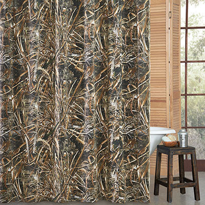 Realtree Bedding Realtree Max-5 Shower Curtain