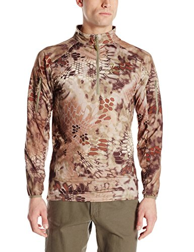 Kryptek Valhalla Long Sleeve Zip- Back40Trading2 - 1