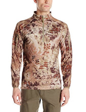 Kryptek Valhalla Long Sleeve Zip- Back40Trading2 - 3