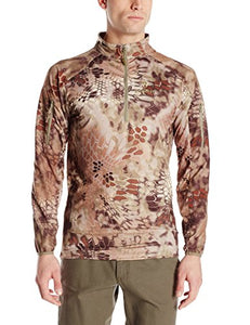 Kryptek Valhalla Long Sleeve Zip- Back40Trading2 - 2