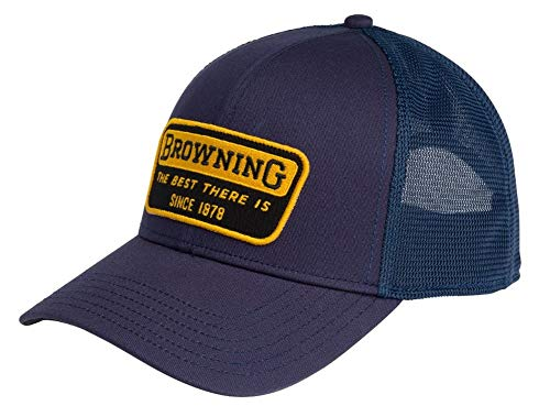 Browning Cap, Best Patch Navy