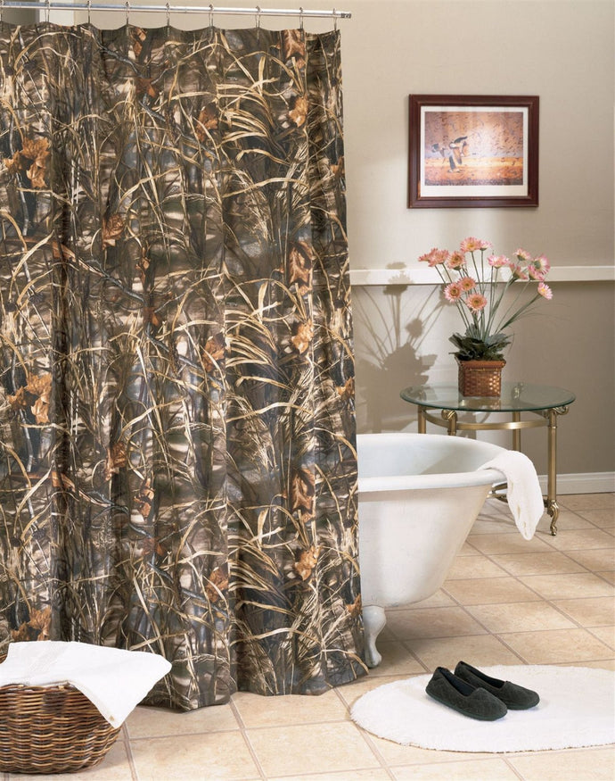 New Break Up Shower Curtain - Back40Trading2