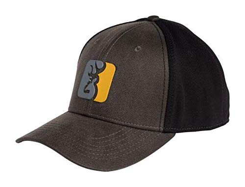 Browning Workman Cap-Gray/Black