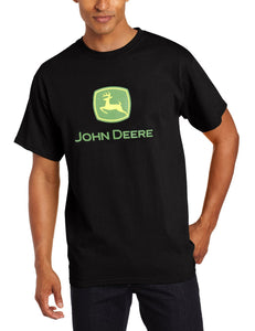 John Deere Men's Trademark Logo Core Short Sleeve Tee - Back40Trading2