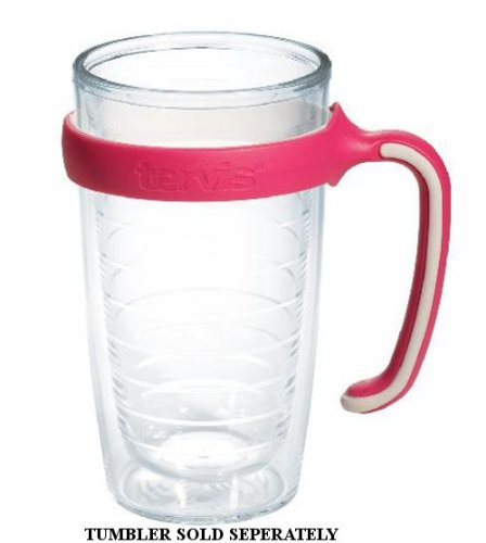 Tervis 16oz Handle Fuchsia- back40trading2