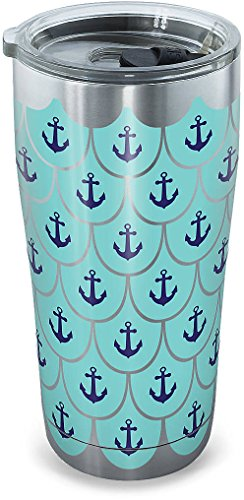 Tervis Anchor Stainless Steel 20 oz. Tumbler- Back40Trading2