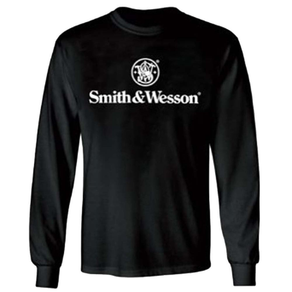 Smith & Wesson Men's Logo Long Sleeve T-Shirt