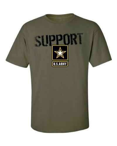 U.S. Army Men's Support Tee - Back40Trading2