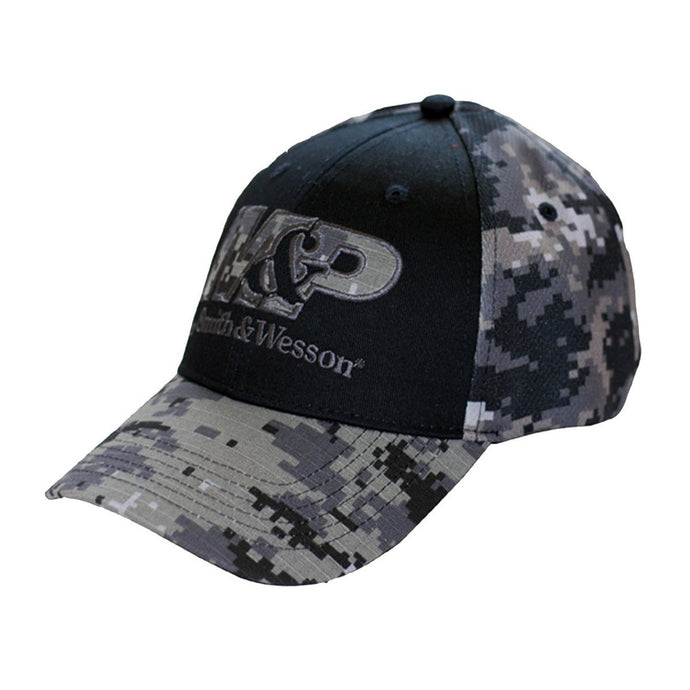 M&P by Smith & Wesson Urban Digital Camo Logo Cap Hat - Back40Trading2