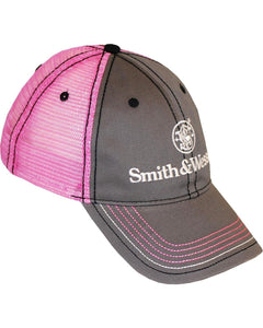 Smith Women's And Wesson Mesh Back Cap - Back40Trading2