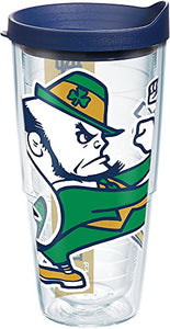 Tervis Notre Dame Fighting Irish Leprechaun Tumbler 24oz