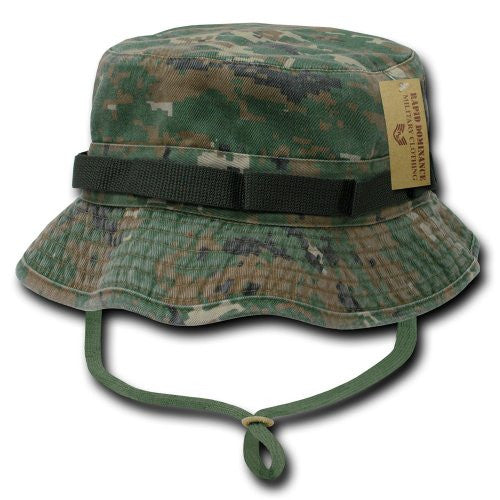 Rapid Dominance Boonie Hat, Khaki- back40trading2 - 2
