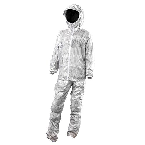 Kryptek Over-Whites Boxed Set, Color: Yeti, Size: Xl/2xl (15owy6xl/2xl)