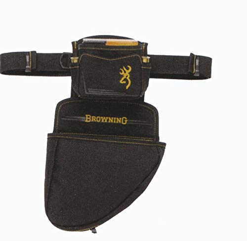 Browning Pouch,Black and Gold Shell