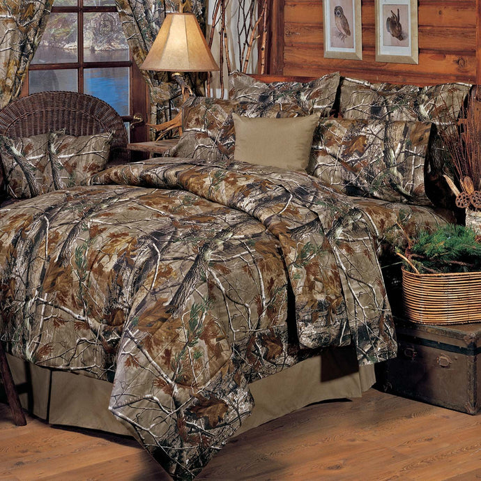 Realtree All Purpose Housewares and Bedding - Back40Trading2