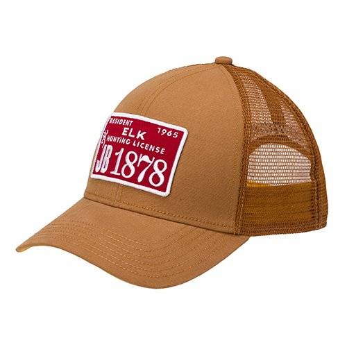 Browning 308760721 Cap, License, Burnt