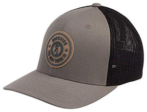 Browning Dusted Mesh Hat, Large/XL, Gray