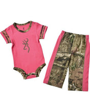 Browning Infant Camo And Pant Suit - Back40Trading2  - 2