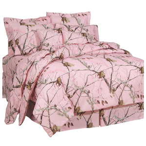 AP All Purpose Pink Comforter Set  Twin - Back40Trading2