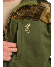 Browning Men's Steep Fleece Clover Jacket - Back40Trading2  - 4
