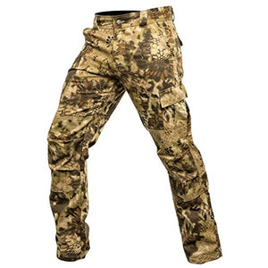 Kryptek Men's Stalker Pants Cotton Highlander Camo-back40trading2 - 1