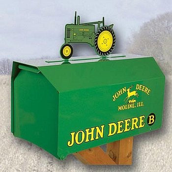 Deere Model B Estate Mailbox - Back40Trading2